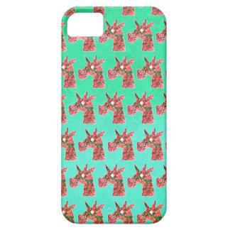 Licorne de bouganvillée iPhone 5 case