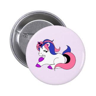 Licorne de Genderfluid Pin's