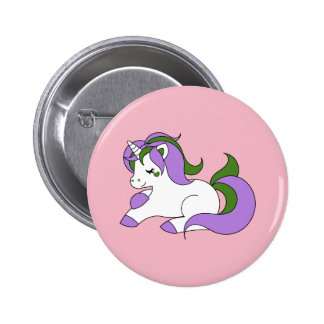 Licorne de Genderqueer Pin's