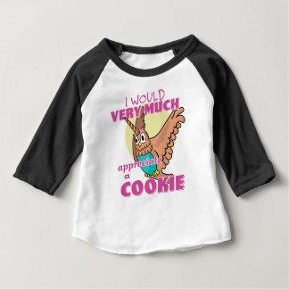 Licorne de hibou je beaucoup apprécierais un t-shirt pour bébé