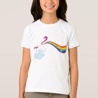 Licorne de l'arc-en-ciel de Rhiannon T-shirt
