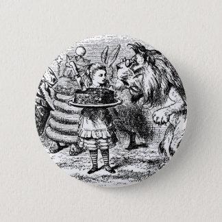 Licorne et lion badges