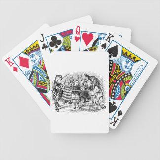 Licorne et lion jeu de cartes