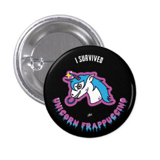 Licorne Frapp Badge