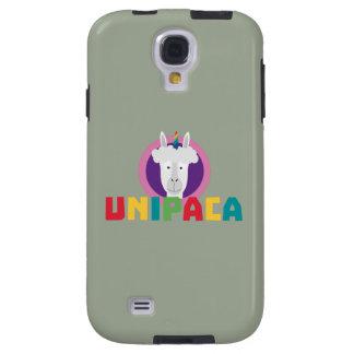 Licorne Unipaca Z4srx d'alpaga Coque Galaxy S4