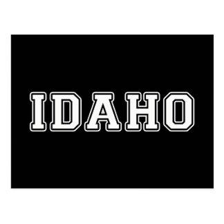L'Idaho Carte Postale