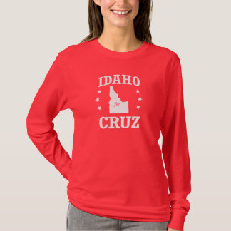 L'IDAHO POUR CRUZ DE TED T-SHIRT