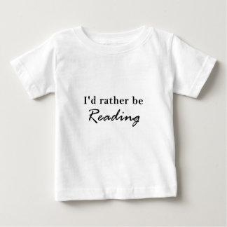 L'identification plutôt lise t-shirt pour bébé
