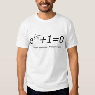 L'identité d'Euler T-shirts