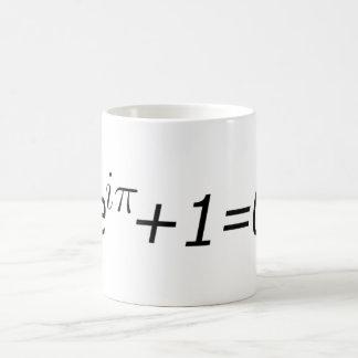 L'identité d'Euler Mug Blanc