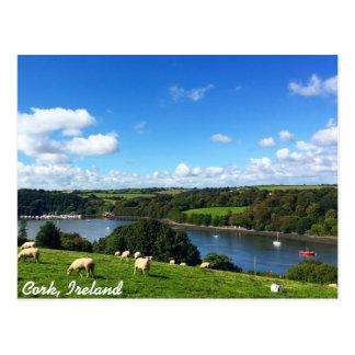 Liège de carte postale, Irlande