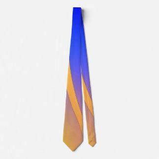 Lien bleu cravates