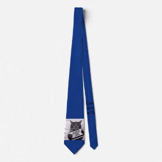 Lien chat cravate