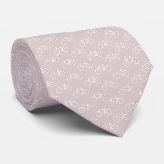 Liens de bicyclette cravate