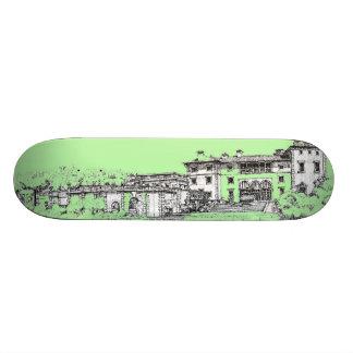 Lieu de rendez-vous de mariage de Vizcaya Plateau De Skateboard