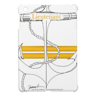 lieutenant d'or, fernandes élégants coques iPad mini