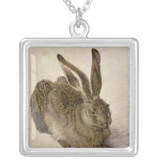 Lièvres, 1502 pendentif carré