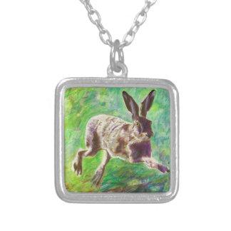 Lièvres joyeux 2011 collier