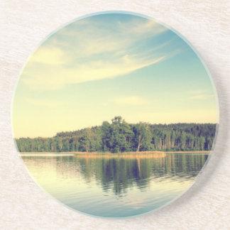 Ligne d'arbre vintage de Lakeside Dessous De Verres