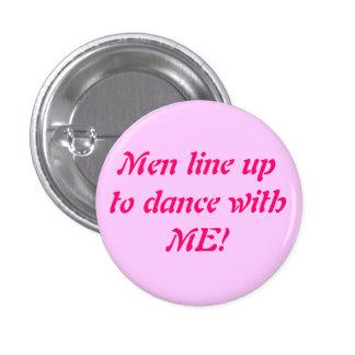 Ligne d'hommes à danser avec MOI ! - Cu… - Customi Badges