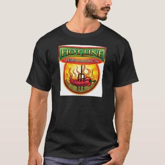 Ligne directe produits de poivre t-shirt