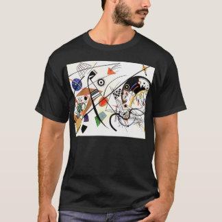 Ligne T-shirt de Kandinsky Tranverse