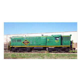 Lignes de chemin de fer de SMS Baldwin AS616 # 554 Photocarte