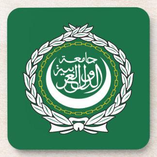 Ligue arabe dessous-de-verre