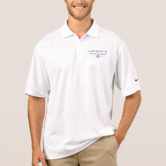 Ligue de chemise fidèle de Nike de masques Polo