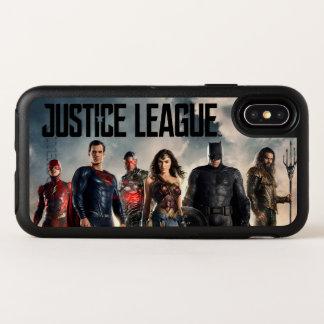 Ligue de justice de la ligue de justice | sur le