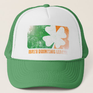 Ligue potable irlandaise casquette