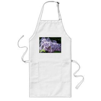 Lilas en pleine floraison tabliers
