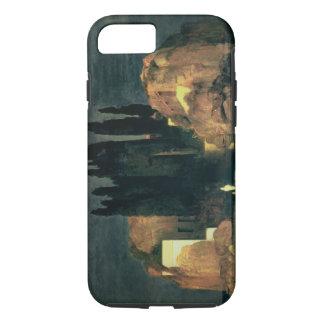 L'île des morts, 1880 (huile sur la toile) coque iPhone 8/7