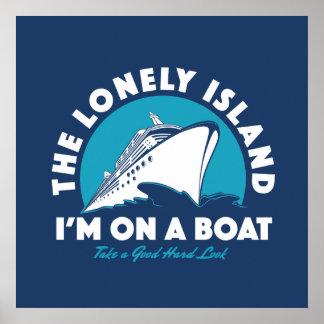 L'île isolée - jetez un coup d'oeil posters