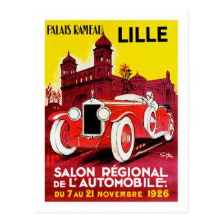 Lille de Salon Regional De L Automobile
