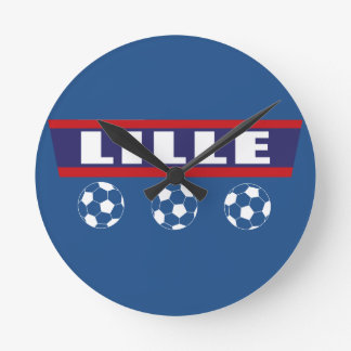 Lille football Lillois nord Horloge Ronde