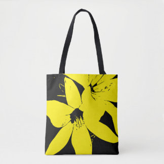 Lilly jaune sac