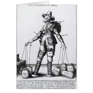 L'image de Pattenty', c.1641-50 Cartes