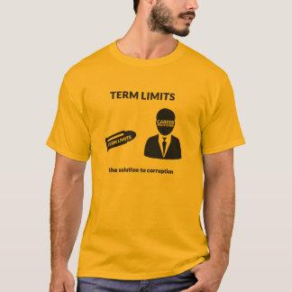 Limites finales t-shirt