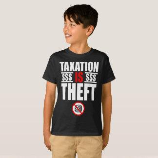 L'IMPOSITION EST T-shirt d'enfants de VOL