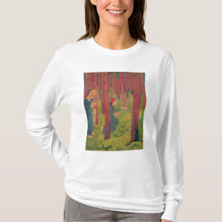 L'incantation, ou le bois saint, 1891 t-shirt