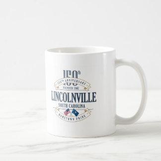 Lincolnville, tasse d'anniversaire de S. Caroline