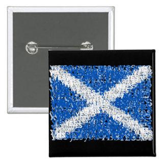 L'indépendance de l'Ecosse : Les écossais Pin's