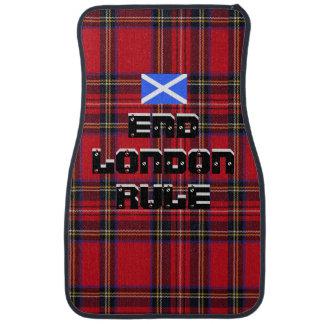 L'indépendance écossaise aucun ensemble de voiture tapis de sol