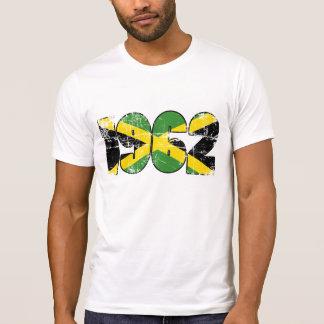 L'indépendance jamaïcaine - cru t-shirt