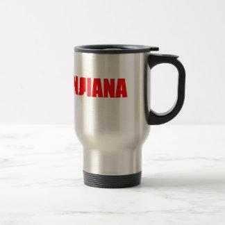 L'Indiana Tasse À Café
