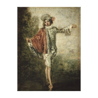 L'Indifferent, 1716 Toiles