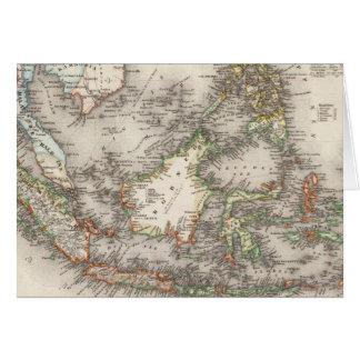 L'Indonésie, Malaisie Cartes