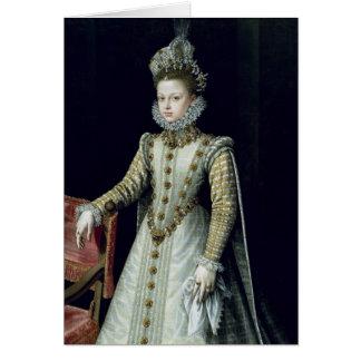 L'Infanta Isabel Clara Eugenie 1579 Cartes