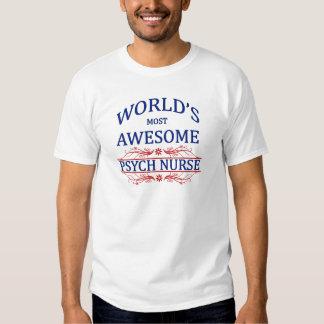 L'infirmière de Psych la plus impressionnante du T-shirts